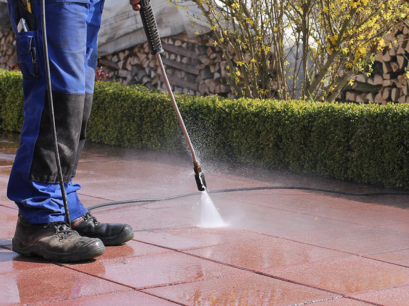 commercial pressure washing birmingham