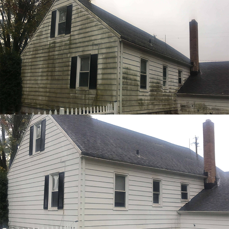 house pressure washing birmingham